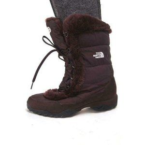 NWOB THE NORTH FACE nuptuse iv goose down boots